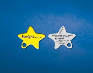 starlight_front_back_personalised_keyring
