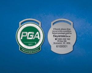 pga_front_back_branded_logo_keyring