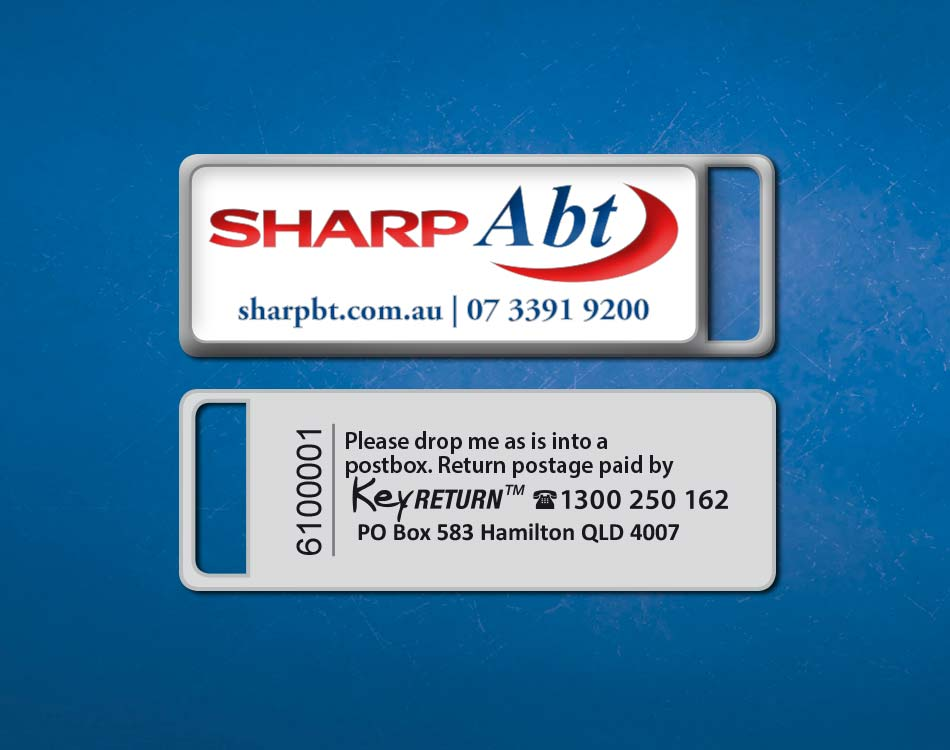 sharp_front_back_branded_keytag