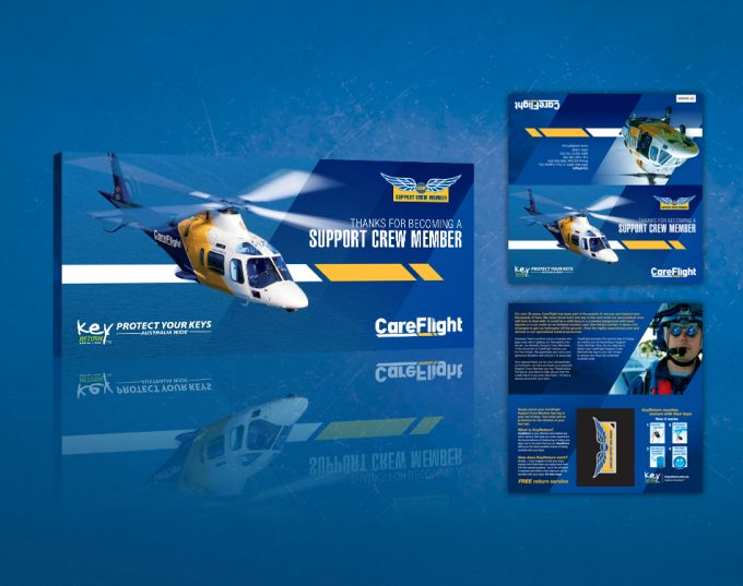 CareFlight Promotional Package