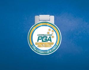 PGA Championship personalised keyring