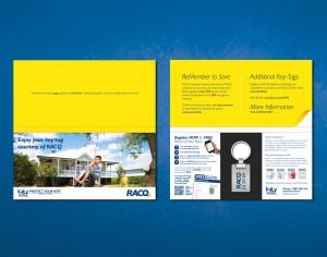 RACQ marketing merchandise